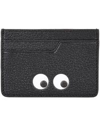 Anya Hindmarch - Leather Mini Eyes Card Holder - Lyst