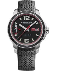 Chopard Stainless Steel Mille Miglia Gts Power Control Watch 43mm - Metallic