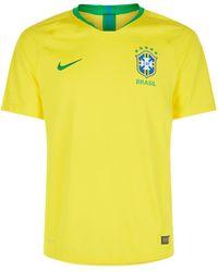 Nike - Brazilvapor Match Football Shirt - Lyst