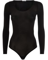 Wolford Buenos Aires String Body - Black