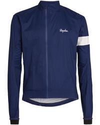 Rapha Core Rain Jacket Ii - Blue