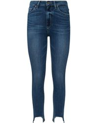 PAIGE - Hoxton Ultra Skinny Jeans - Lyst