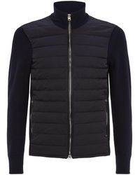 Tom Ford - Merino Wool Quilted Down Jacket - Lyst