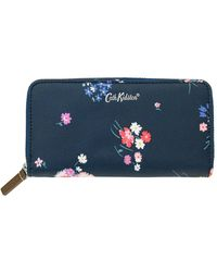 7987667551dc Cath Kidston Classic Box Cosmetic Bag in Blue - Lyst