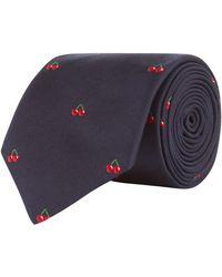 Paul Smith - Cherry Tie - Lyst