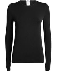 Wolford Pullover Top - Black