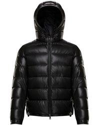 Moncler Maya Quilted Jacket - Black