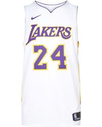 Nike - Kobe Bryant Lakers Basketball Jersey - Lyst