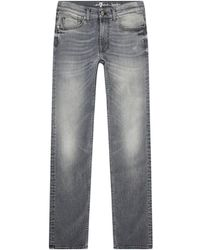 7 For All Mankind - Kayden Slim Straight Jeans - Lyst