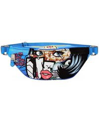 Moschino - Fantasy Print Belt Bag - Lyst