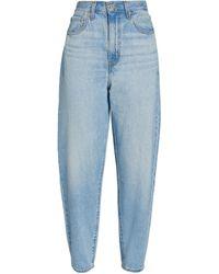 Levi's High-rise Tapered Jeans - Blue