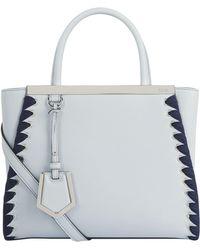 Fendi - Petite 2jours Shopper Bag - Lyst