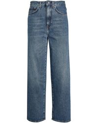 Totême Flared Jeans - Blue