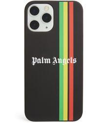 Palm Angels - Exodus Iphone 12 Pro Max Phone Case - Lyst