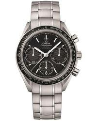 Omega - Speedmaster Racing Co-axial Watch - Lyst