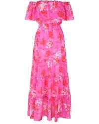 Athena Procopiou - Bardot Gypsy Dress - Lyst