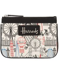 Harrods - Balloons And Bicycles Coin Purse - Lyst