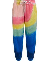 Polo Ralph Lauren Tie-dye Sweatpants - Multicolor