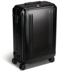 ZERO HALLIBURTON Aluminium Suitcase (66cm) - Black