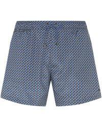 BOSS - Promfret Swim Shorts - Lyst