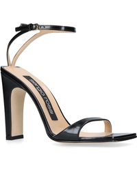 Sergio Rossi - Sr1 Heeled Sandals 105 - Lyst