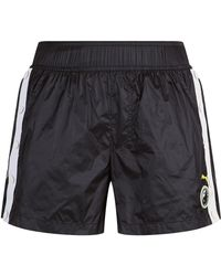 PUMA - Tearaway Mini Shorts - Lyst