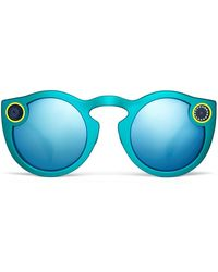 Spectacles Snapchat - Blue