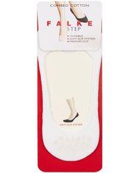 Falke - Step No Show Socks - Lyst