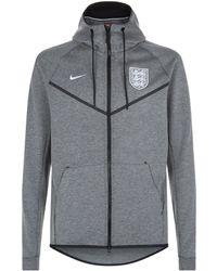 Nike - England Tech Fleece Windrunner Jacket - Lyst