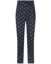 KENZO - Pyjama Trousers - Lyst