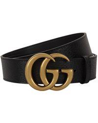 Gucci - Marmont Belt - Lyst