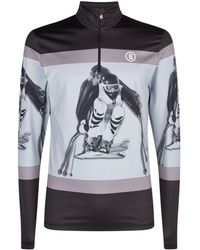 Bogner - Verti Graphic Base Layer - Lyst