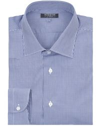 Harrods | Micro Check Shirt | Lyst