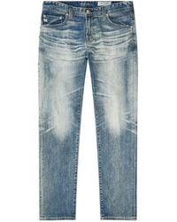 AG Jeans - Modern Slim Tellis Jeans - Lyst