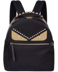 Fendi - Large Monster Backpack - Lyst