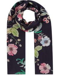 Harrods Alice Floral Scarf - Multicolor