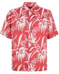 AllSaints - Koloa Shirt - Lyst