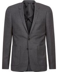 Sandro - Wool Suit Jacket - Lyst