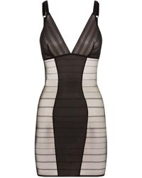 Wacoal - Sexy Shaping Mesh Dress - Lyst