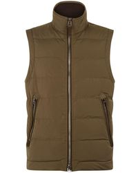 Tom Ford - Quilted Gilet - Lyst