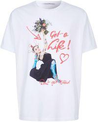 Vivienne Westwood - Get A Life T-shirt - Lyst
