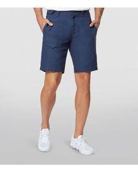 Sease Hemp Cargo Shorts - Blue