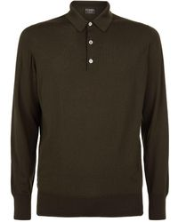 James Purdey & Sons - Collared Wool Sweater - Lyst
