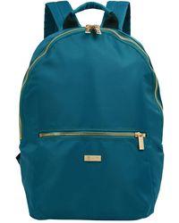 Harrods Iris Backpack - Blue