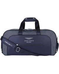 Hackett - Panelled Duffle Bag - Lyst