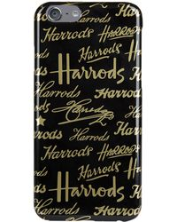 Harrods - Heritage Logo Iphone 6/6s Case - Lyst