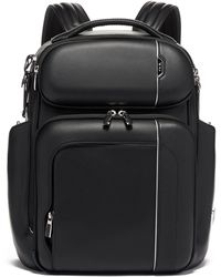 Tumi - 117334 Barker Backpack Leather - Lyst