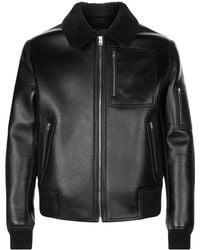 Stella McCartney - Liam Faux Leather Jacket - Lyst