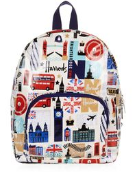 Harrods - London Icons Backpack - Lyst