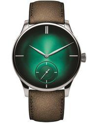 H. Moser & Cie - Venturer Small Seconds Xl Watch 43mm - Lyst